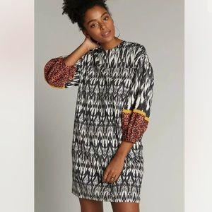 New Anthro Sachin & Babi Caralisa Tunic Dress